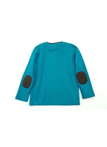 Zeyland Sweatshirt Yeşil